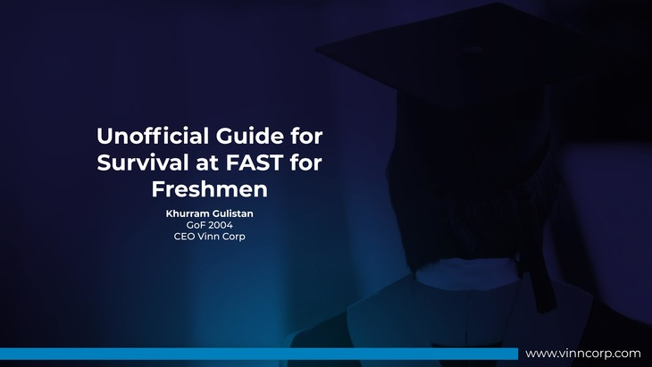 Unofficial Guide for Survival for CS Freshmen (1st Semester)